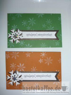 christmas envelope craft
