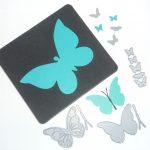 Big Shot Die Cuts Butterflies