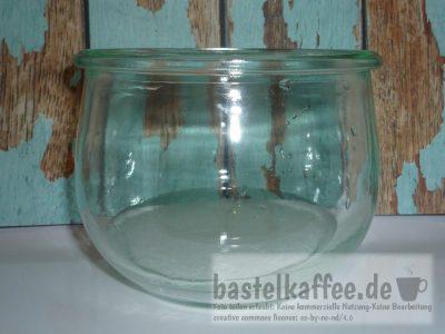 jar with salt crystals