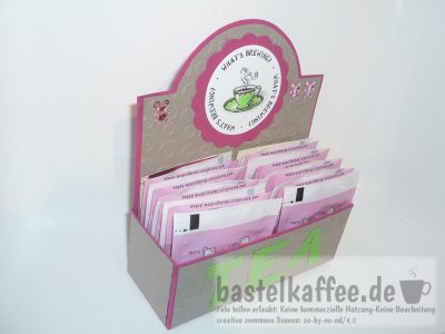 little tea box craft