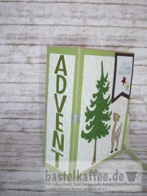 mini advent calendar diy
