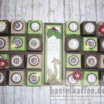mini advent calendar diy