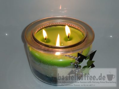 new year candle diy